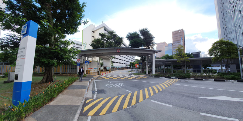 Singapore General Hospital (SGH) Campus Musollah